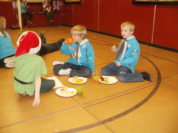 Beaver Christmas Party