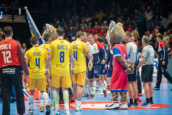 EM 2020 Norge - Bosnia-Hercegovina