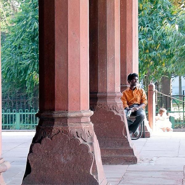 New Delhi 6 - Red Fort