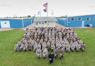 National Blue Beret 2019 - July 18
