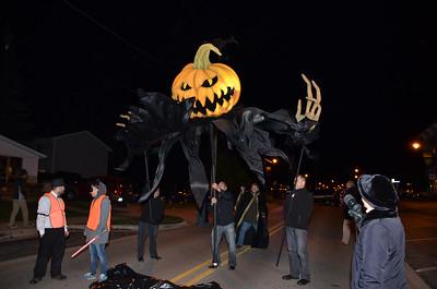 Halloween 2014 - Night Parade