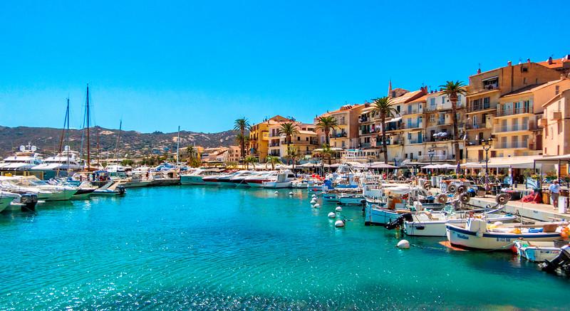 Calvi, Island of Corsica, France