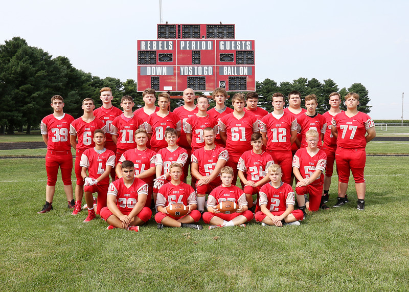 SNHS Football 2018