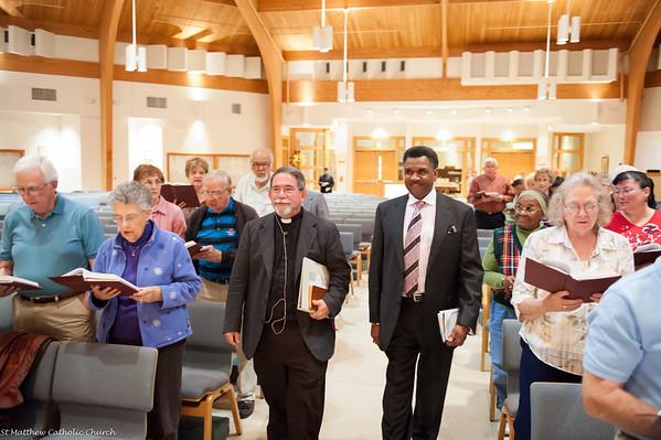 Annual Thanksgiving Ecumenical Worship Service