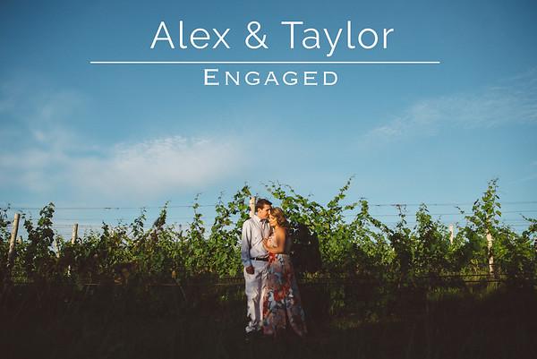 Taylor & Alex