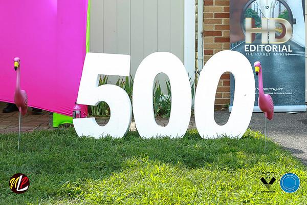 500NBetta & CocosSeries Presents Ladies Playground