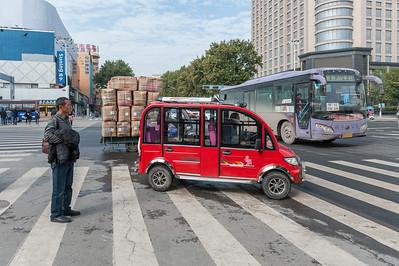 Anyang, Henan - October 2016
