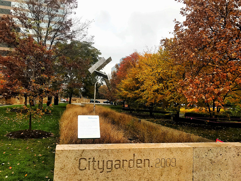 citygarden sculpture park