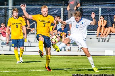 Best of UM Men's Soccer Vs Columbia