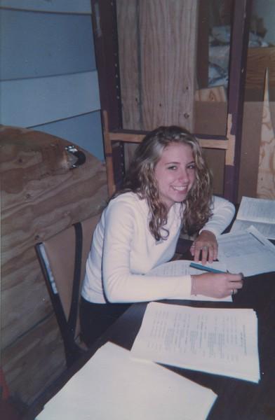Michelle Agathos ASM Fortress Fall 2001.jpg