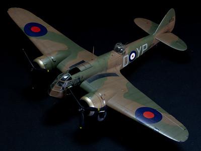 Airfix Blenheim Mk. IF