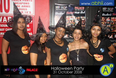 Hip Hop Palace - 31st October 2008
