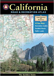 When it comes to roadtripping in the Western U.S., we rely on the Benchmark Road & Recreation Atlas.