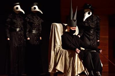 Craighead Diocesan School: Macbeth