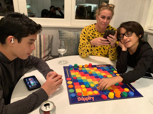2020.01.11 Family games