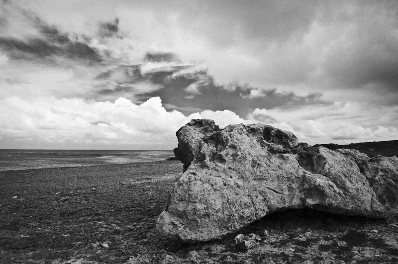 Monochrome Rock
