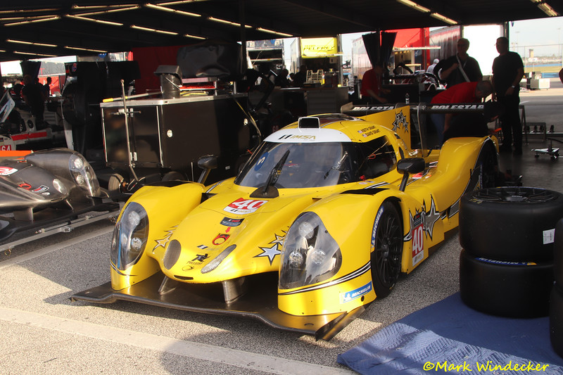 Polestar Motor Racing Inc. Ligier JS P3