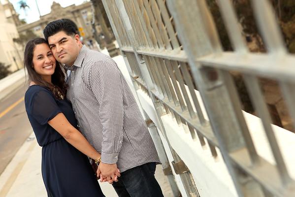 Austin & Jessica @ Balboa Park