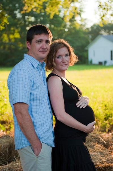 Kelly's Pregnancy 2010