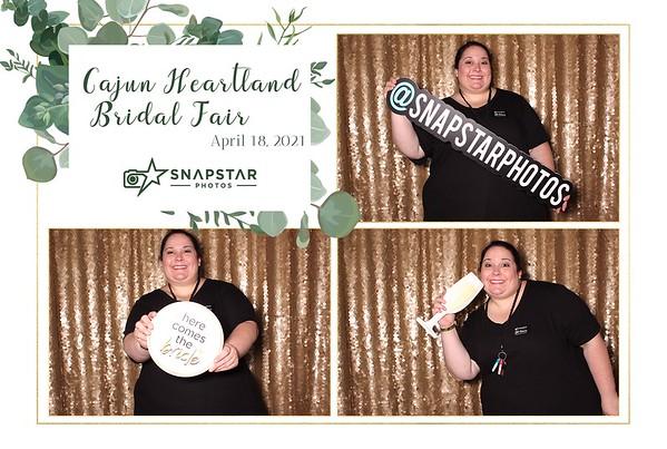 2021-04-18 Cajun Heartland Bridal Fair