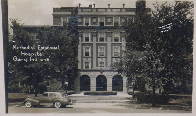 Methodist Hospital Gary Indiana