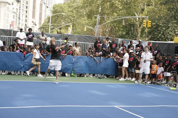 Nike Athletes 2009