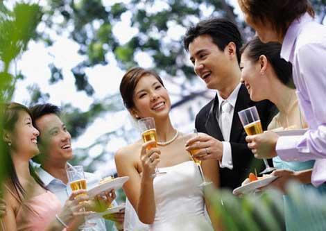 Khi đám cưới cần tránh những điều gì ?