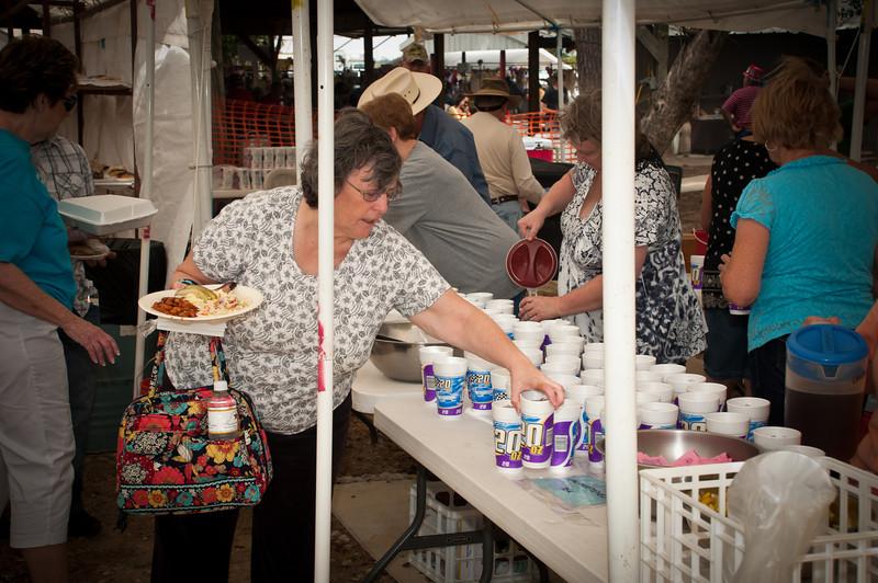 2011 St. Mary In Plantersville Bazaar