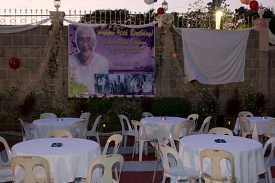 Lola Nene's 90th Birthday