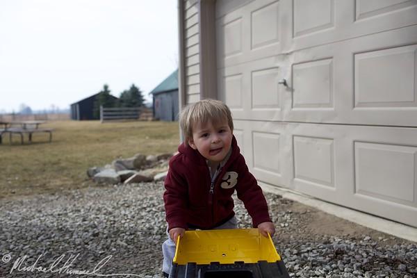 Cravens Farm - March 2010