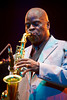 Maceo Parker at the Nice Jazz Festival 7/12/11