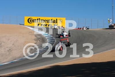 2013 Rolex Series Grand-Am Mazda Raceway Laguna Seca