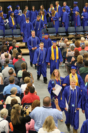 2014 New Glarus Graduation