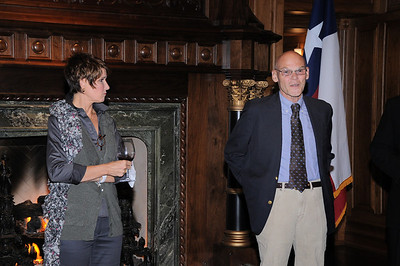 NCPA Chairman's Council Reception – James Carville & Mary Matalin, Oct. 4, 2010