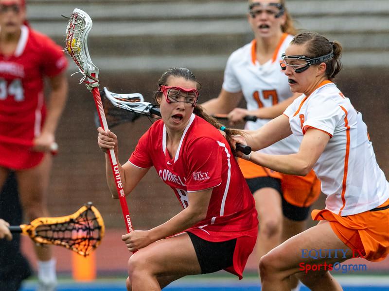 Cornell vs Princeton