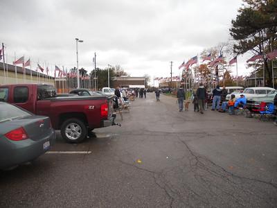 Eastlake 2012 Halloween Cruise