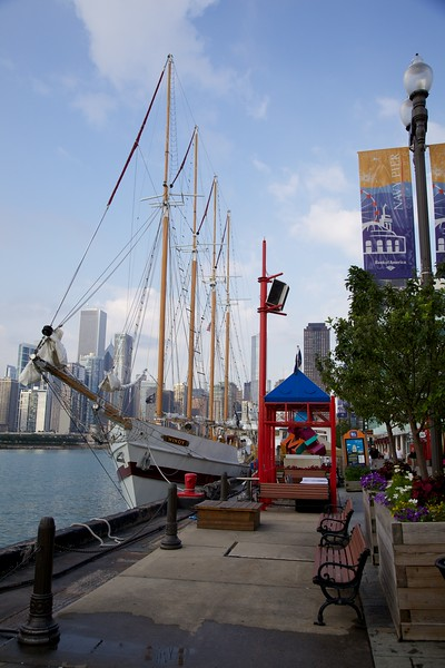 Tall Ships Chicago 2011