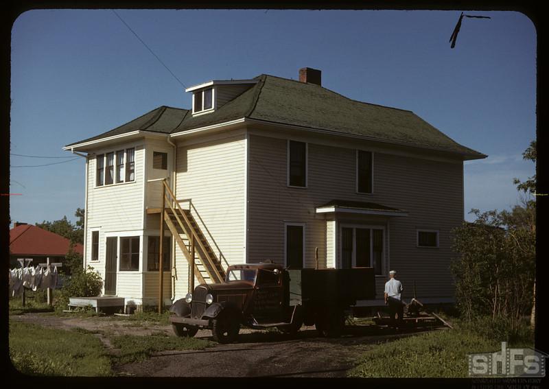 Wynyard hospital. Wynyard. 07/13/1947