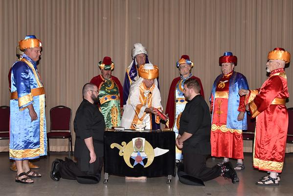 2015 November Ceremonial