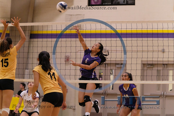 High School Girls Volleyball 2017