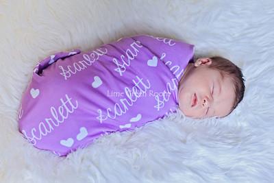Scarlett {Newborn}