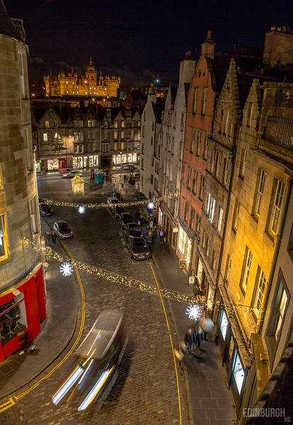 Victoria Street - Edinburgh