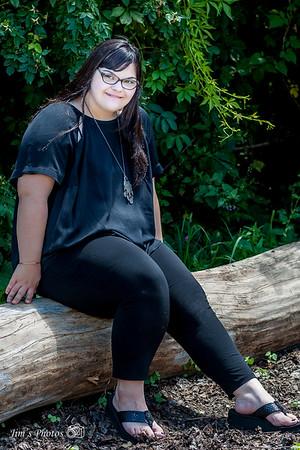 Senior Class Photos - Jayci Harrington [d] June 28, 2016