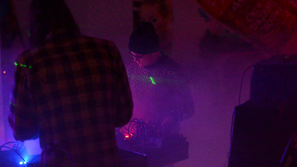 Lucid Pyramid video @ The Lodge