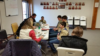 2015-02-15 Boy Scout Board of Review