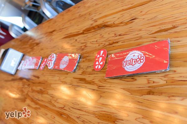 Yelp - Elite Event: Burger Month @BurgerFi