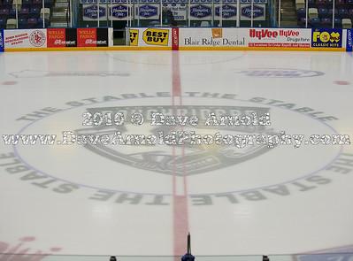 3/12/2010 - USHL - U18 vs Cedar Rapids