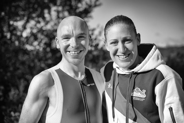 Jodie Stimpson Aquathlon 2014