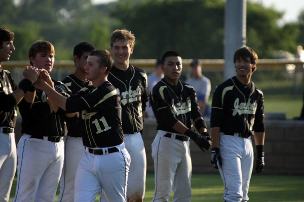 Cleburne Coach Taylor 500th Win vs WF Ryder May 30, 2013