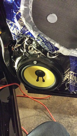 Crosstour Speaker Installations